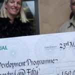 Two Oceans Marathon donation to WPA