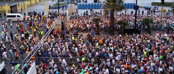 Cape Town Marathon 2011