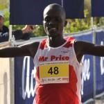 Kenyan wins Cape Town Marathon