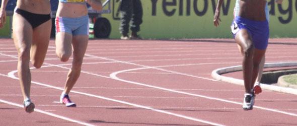 Track Sprinters