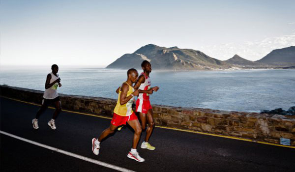 Run down to Two Oceans 2014