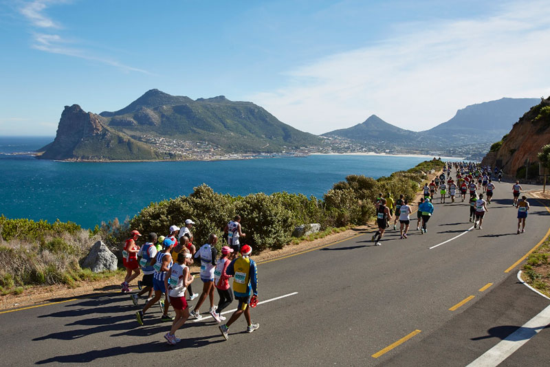 Break Two Oceans Ultra Record and win