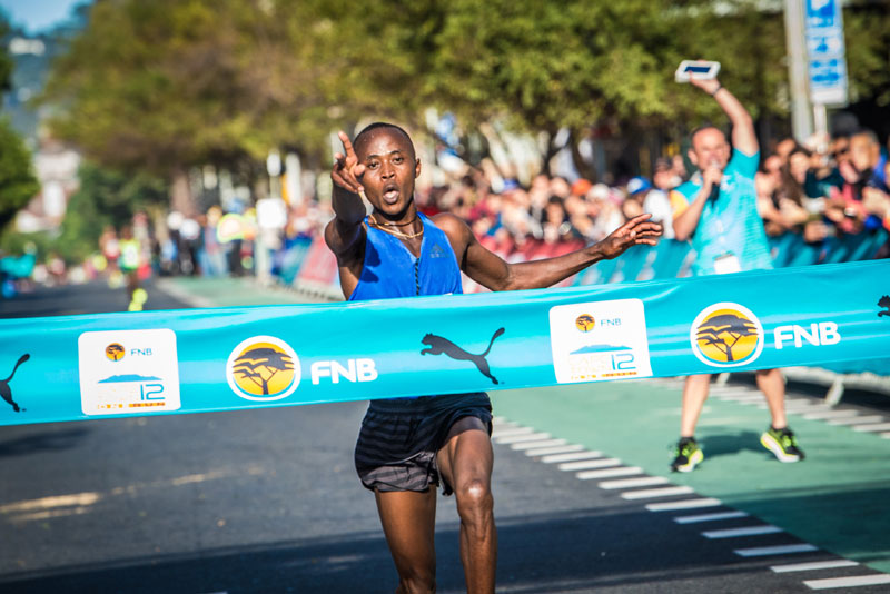 World Best at FNB Cape Town 12 ONERUN