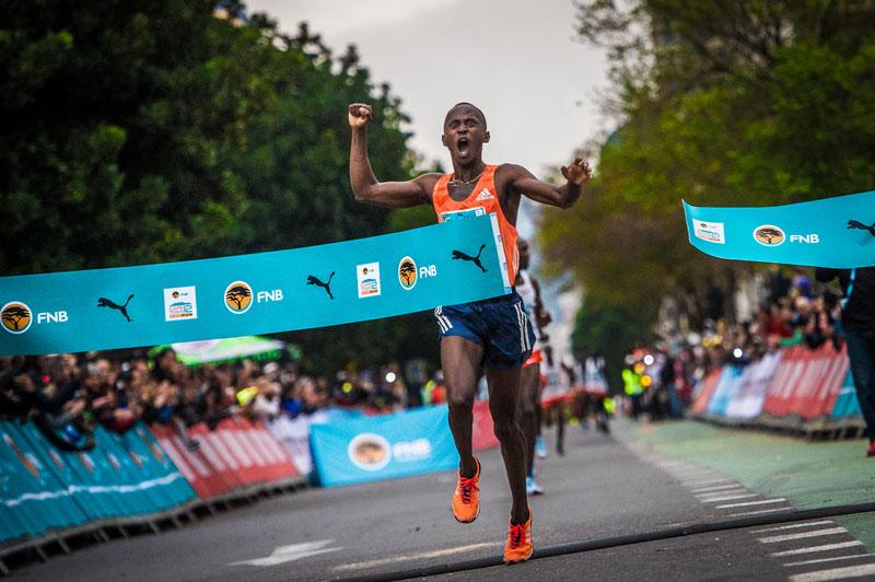 Morris Gachaga - Cape Onerun