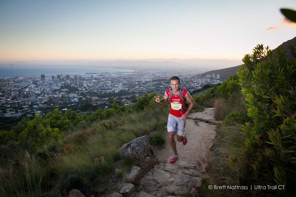 Ultra Trail Cape Town - Derrick Baard