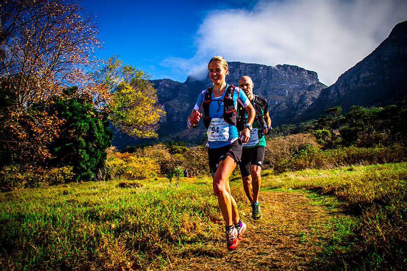 landie greyling - beast trail run