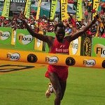 Muzhingi makes it a Comrades treble