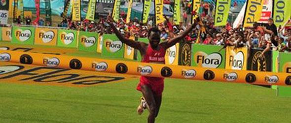 Stephen Muzhingi - Comrades Marathon