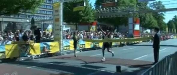April wins Hanover in May