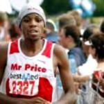 Mohale, van Blerk take SA 10km Titles