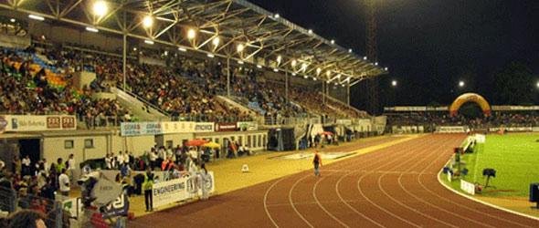Ostrava Stadium - Czech Republic