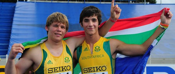 South Africa - Youth Javelin