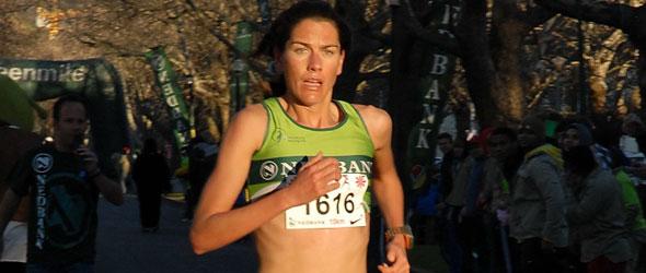 Rene Kalmer Stellenbosch Ladies Race 2011