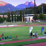 Middle distance descends on Stellenbosch