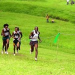 Southern Region Cross Country Team