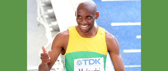 Mbulaeni Mulaudzi seeks Olympic Standard