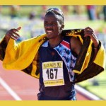 Mokoka runs 10000m Qualifier