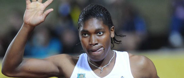 Caster Semenya Qualifies for London