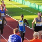 Mixed fortunes for SA athletes