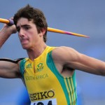 Moolman throws Bronze