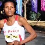 Phalula wins JHB Ladies Race