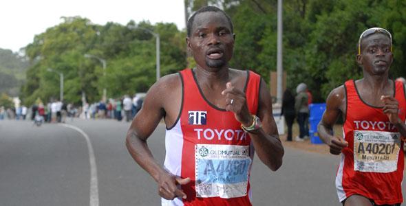 Stephen Muzhingi