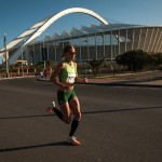 Irvette van Zyl takes Durban Ladies Race