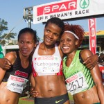 Phalula controls SPAR Durban 10km
