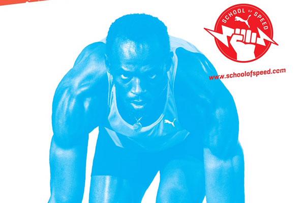 usain bolt - school of sport