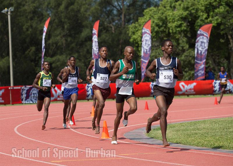 School of Speed Athletes Impress In Durban