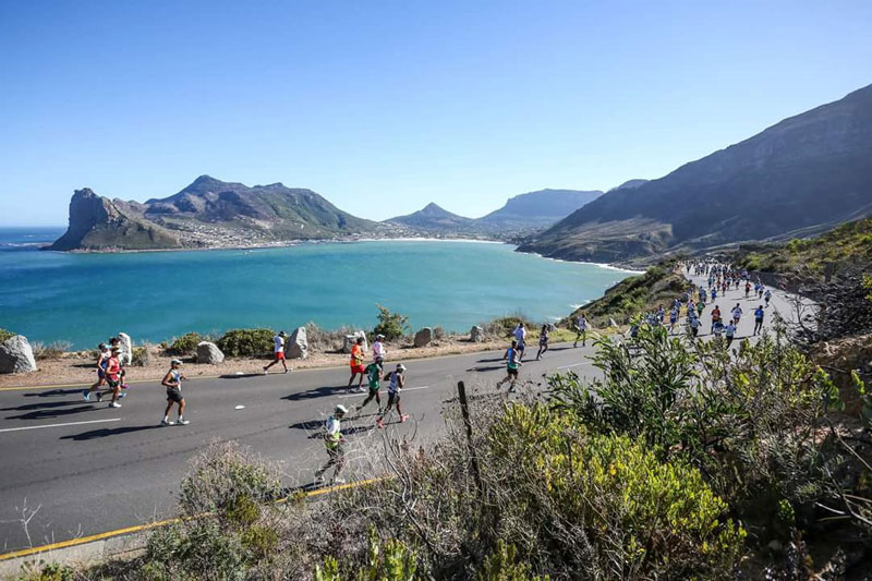 Hout Bay -Two Oceans