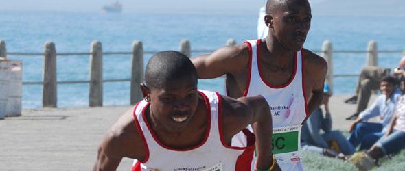 Cape Town Marathon Relay