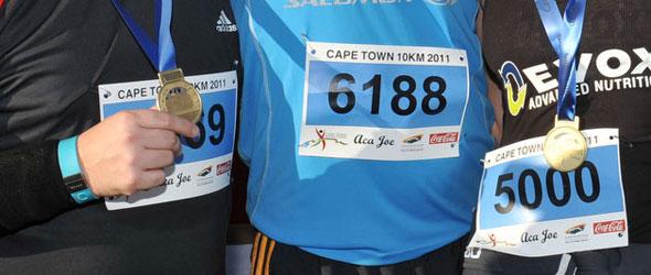 Cape Town Marathon 10km 2012