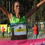 Simae wins Ladies Race