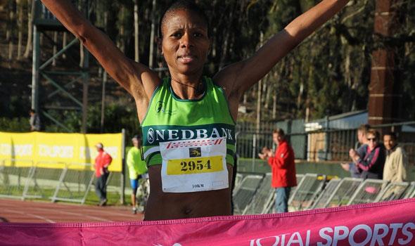 Bulelwa Simae wins Stellenbosch 10km