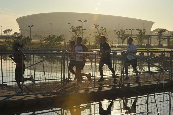 Cape Town Marathon 2012