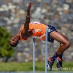 Keagan Fourie  reaches new heights