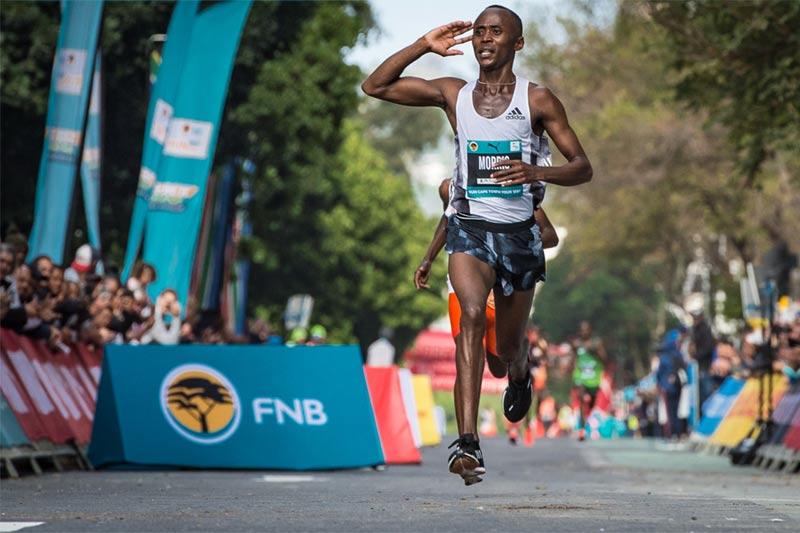 Morris Gachaga - Cape Town 12