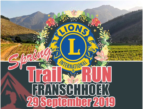 franschoek spring trail run 2019