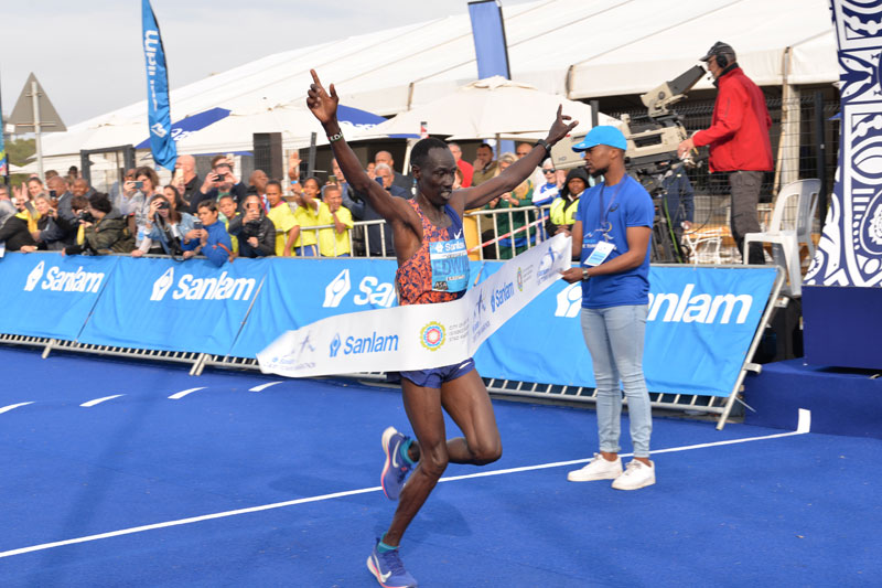 Koech, Chepchirchir take CTM 2019 titles