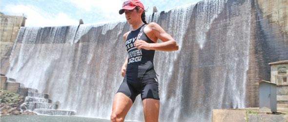 Carla van Huyssteen - Xterra Buffelspoort 2012