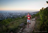 Ultra Trail Cape Town - Derrick Baard