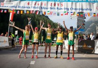 SA team - World Long Distance Trail Champs
