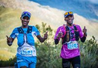 trail runners - south africa
