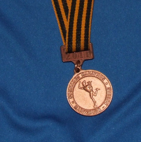 Comrades Marathon Finishers Medal