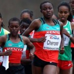 Strong Kenyan Women's Team for Africa Cross Country