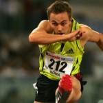 Van Zyl sub 48 again in Rome victory