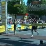 April wins Hanover Marathon