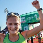 van Blerk wins SPAR Women's race 2011
