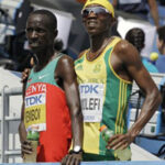 Ramolefi breaks Steeple record